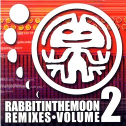 "Rabbit in the Moon - Remixes Vol.2 - 3x12"" Vinyl"