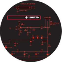 Rabbit In The Moon - Timebomb: The UXB Mixes - 12&quot; Vinyl